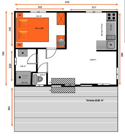 LAPONIA 30M² - THL1-2