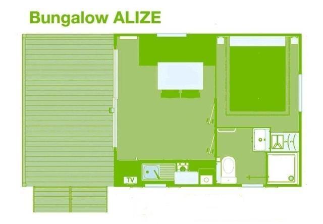 Bungalow Alizé-4