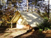 Gemeubileerde tent Amazone-2